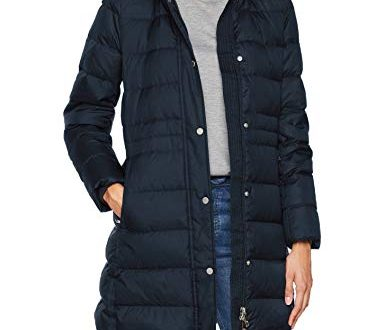 Tommy Hilfiger Damen New TYRA DOWN Coat Mantel Blau Sky 385x330 - Tommy Hilfiger Damen New TYRA DOWN Coat Mantel, Blau (Sky Captain Cjm), Small (Herstellergröße:S)