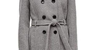 sOliver Damen 04899526004 Mantel Grau Grey Melange 9400 Herstellergroesse 38 310x165 - s.Oliver Damen 04.899.52.6004 Mantel, Grau (Grey Melange 9400), (Herstellergröße: 38)